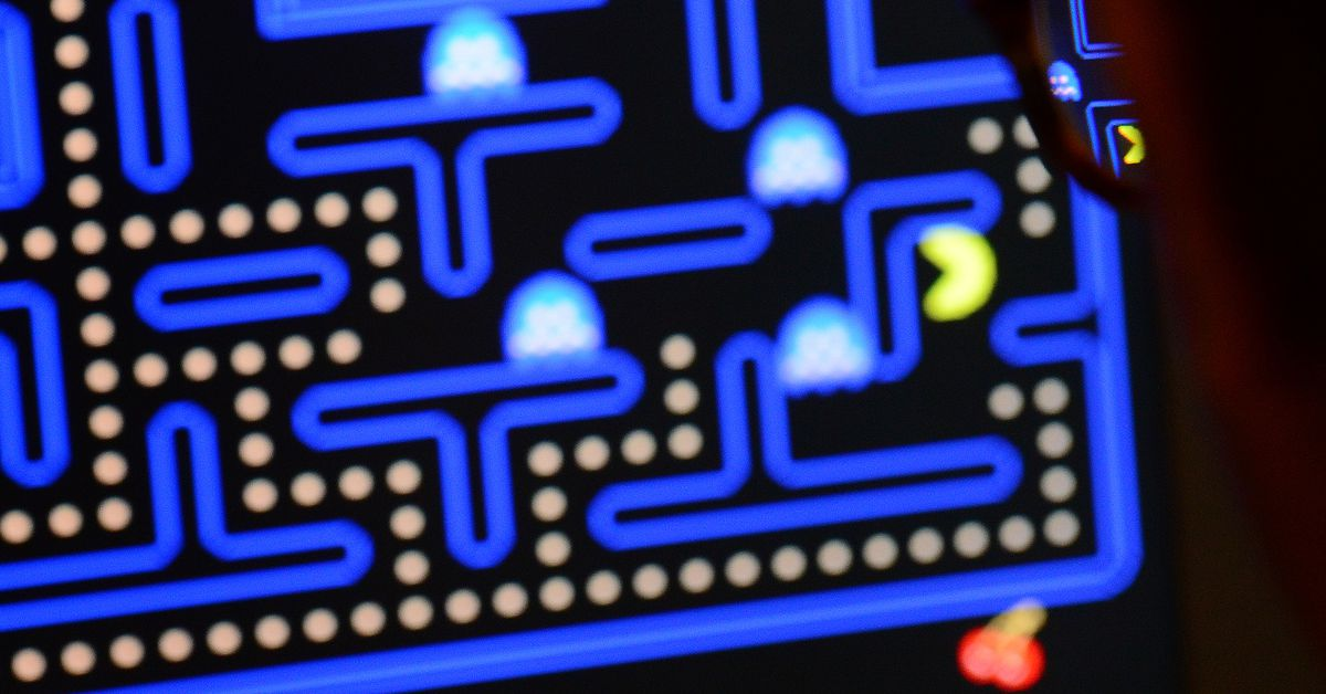 Nvidia produced an AI-generated version of Pac-Man for its 40th anniversary