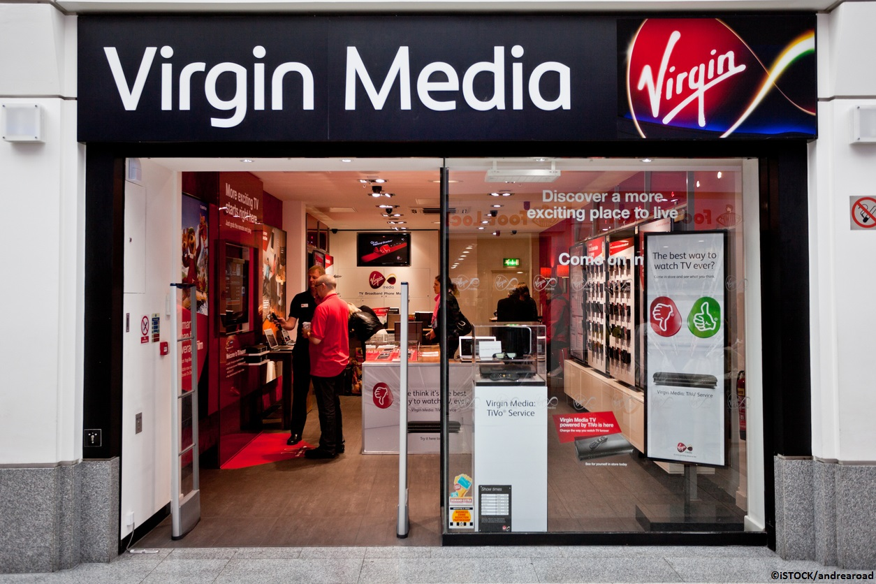 O2 and Virgin Media consider merging to fight BT and Sky