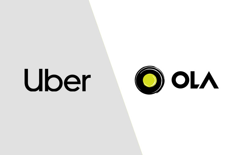 Ola, Uber Resume Services in Green and Orange Zones in India