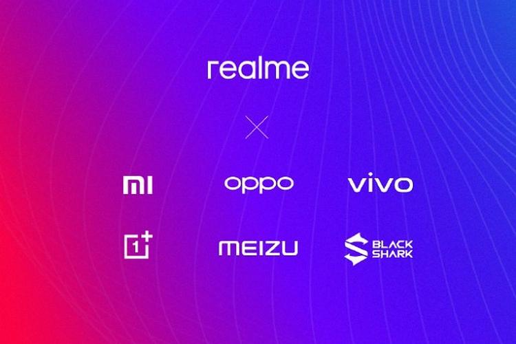 OnePlus, Realme, Black Shark, Meizu Join Xiaomi, Oppo, Vivo's Android P2P File-Transfer Alliance