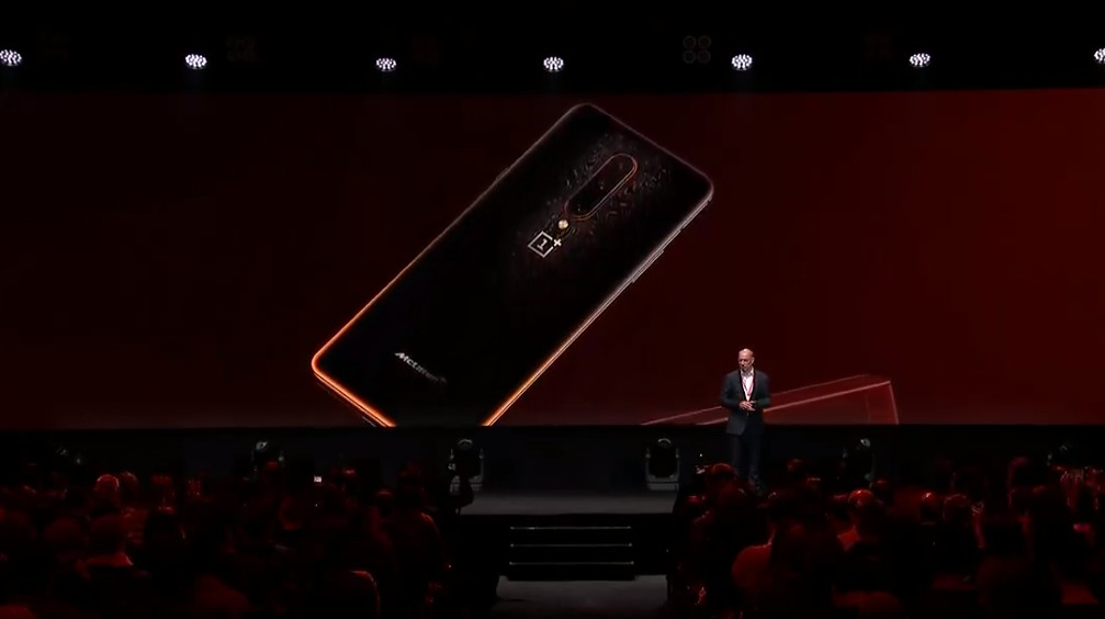 OnePlus may not launch any special McLaren Edition phone from now onwards