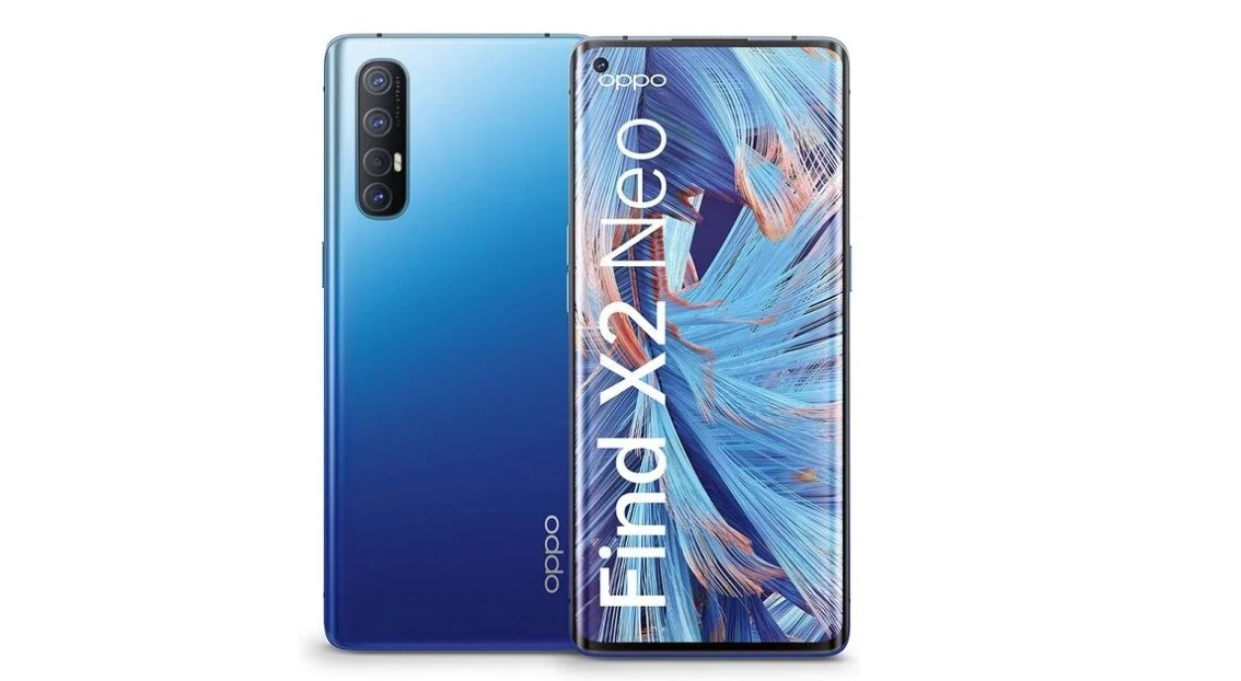 Oppo Find X2 Neo 5G with 90Hz display, SD 765 launched in Germany