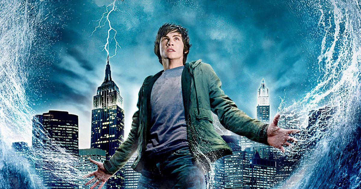 Percy Jackson gets a Disney Plus show backed by creator Rick Riordan