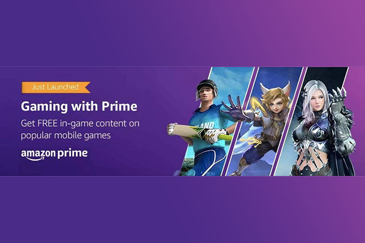 Prime Members in India Now Have Access to Exclusive Gaming Content