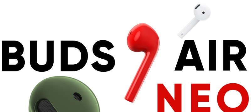 Realme Buds Air Neo, Buds Q and two new power banks unveiled