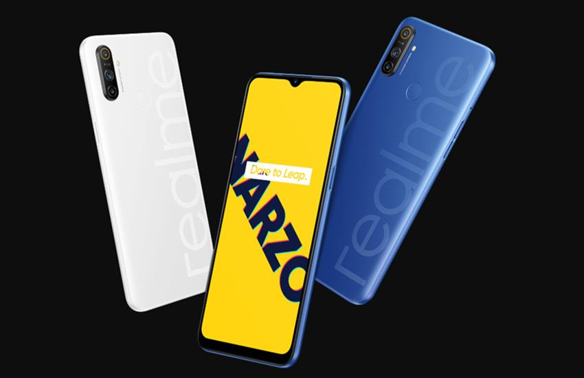 Realme Narzo 10A Flipkart sale today know Narzo 10A price in India, features, flipkart offers, best smartphones under 10000 - Realme Narzo 10A's first sale today on Flipkart, learn offers, price and features