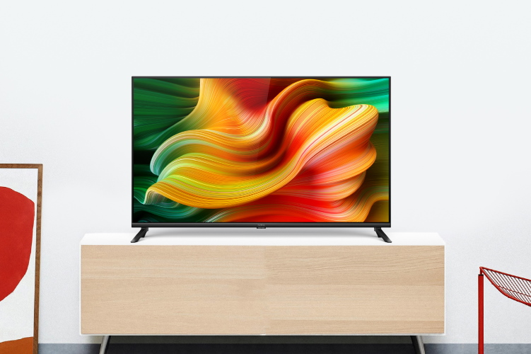 Realme Smart TV with 32-inch, 43-inch Screen Sizes Launched in India; Starting at Rs. 12,999