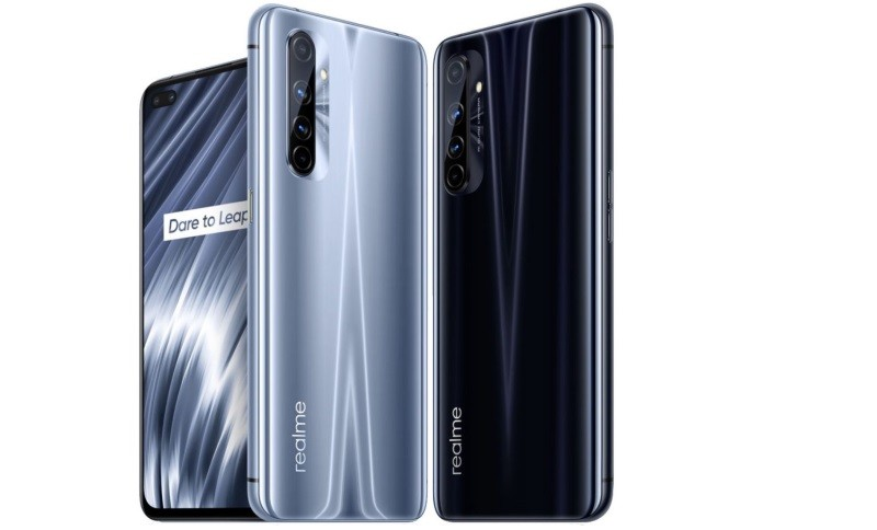 Realme X50 Pro Play 5G with 90Hz display, 48MP quad cameras launched