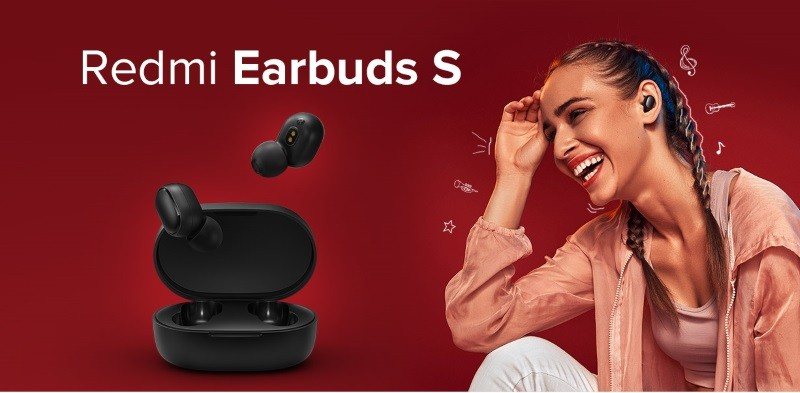 Redmi Earbuds S truly wireless earphones launched in India