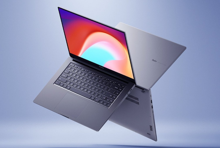 RedmiBook 16 with AMD Ryzen 4000 Series CPU Launched Starting at 3,799 Yuan