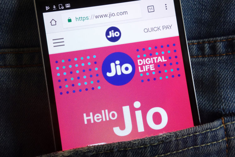 Reliance Jio Launches 3GB/Day Plan With 84-Day Validity for Rs 999