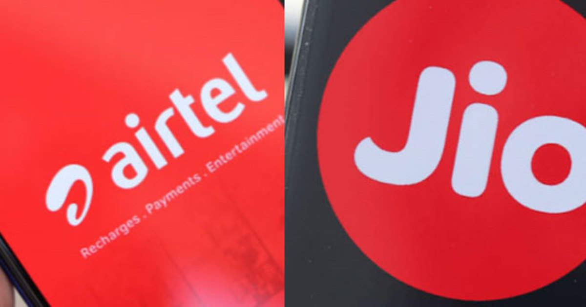 Reliance Jio vs Airtel: 50GB unlimited data in this pack of Reliance Jio and Airtel, know who is best - relinance jio and airtel offering rupees 251 voucher with 50gb data know which one best