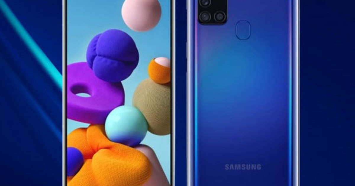 Samsung Galaxy A21s launched with quad camera, learn price and features