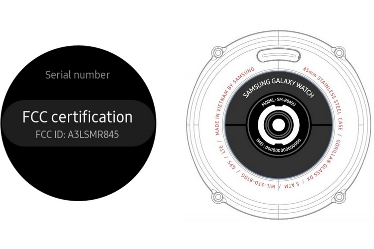 Samsung Galaxy Watch Active Certified by US FCC Ahead of Launch