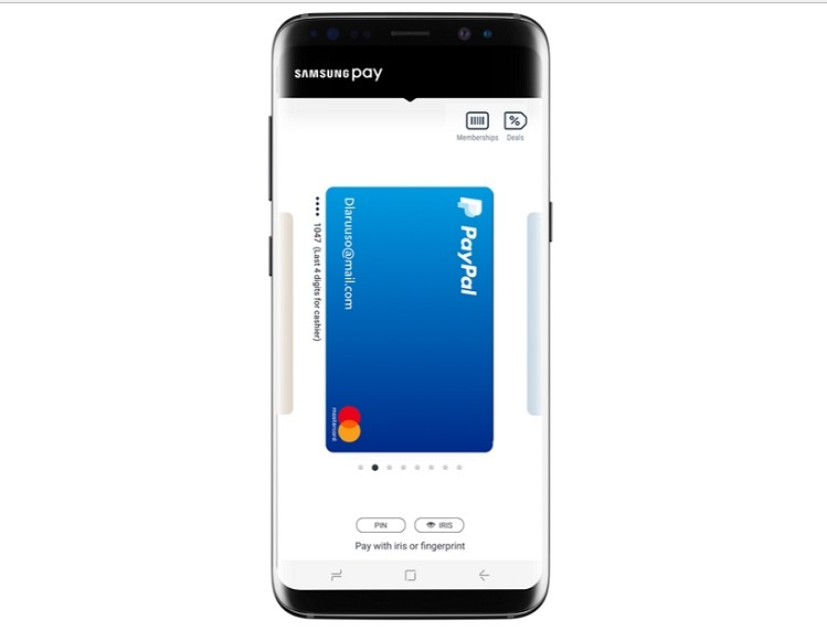 Samsung Pay debit card release set for summer 2020