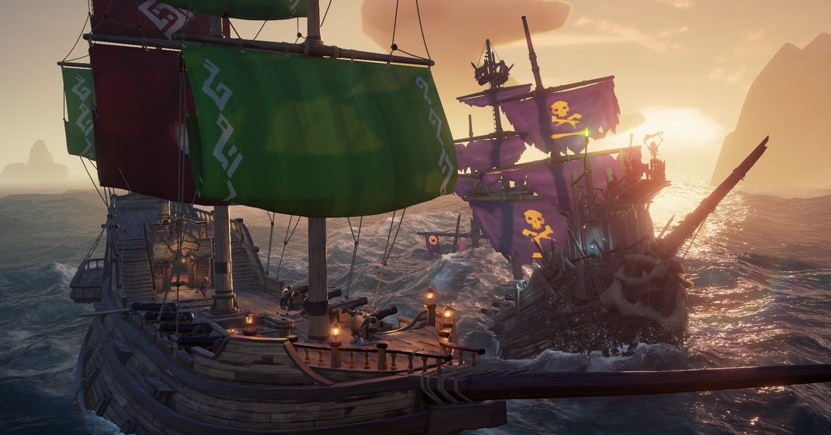 Sea of Thieves Steam release date set for June 3