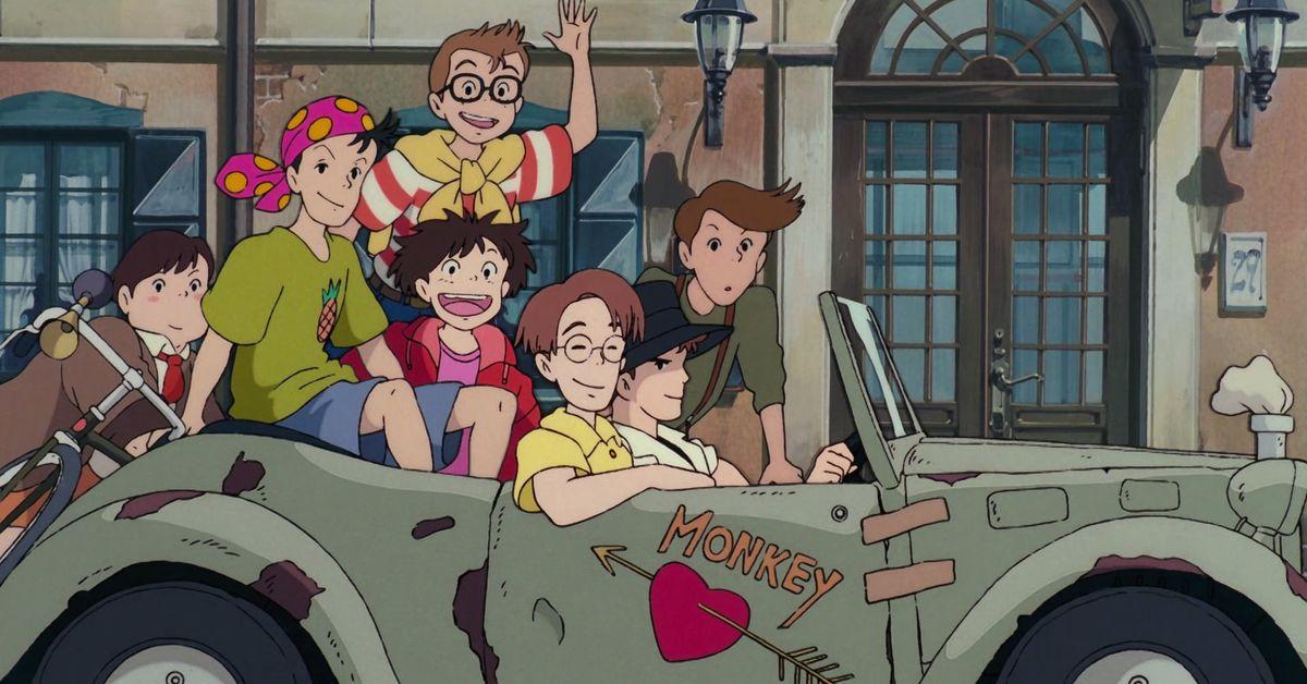 Studio Ghibli director Hayao Miyazaki hated learning to drive