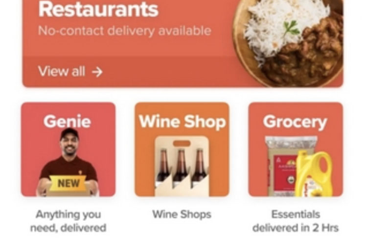 Swiggy, Zomato Start Home Delivery of Alcohol