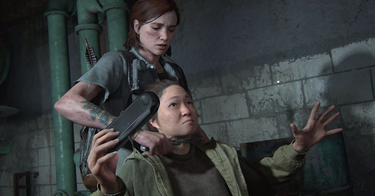 The Last of Us Part 2 has a great PlayStation Vita cameo