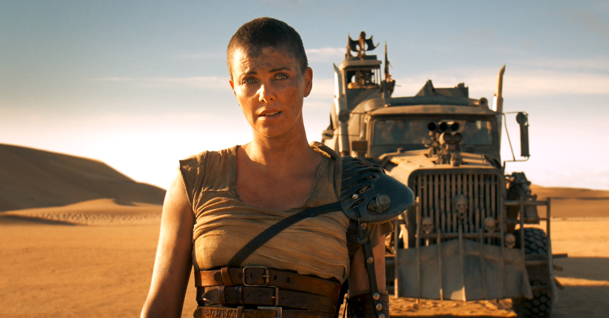 The next Mad Max movie will be a prequel about Furiosa