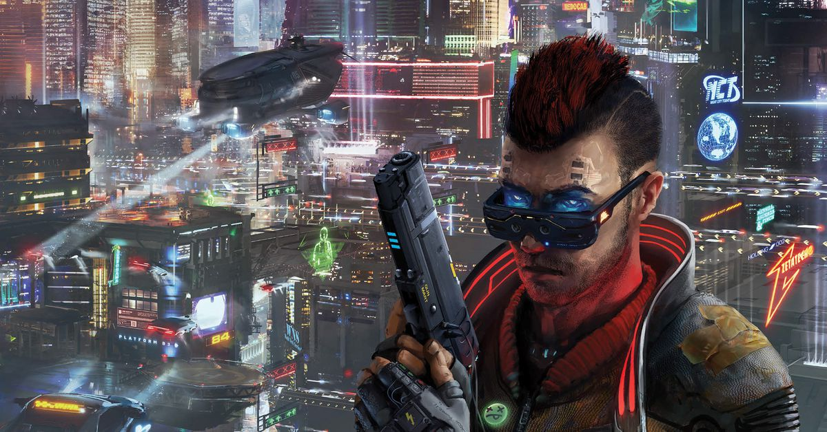 The prequel to Cyberpunk 2077, the Cyberpunk Red tabletop RPG, is delayed