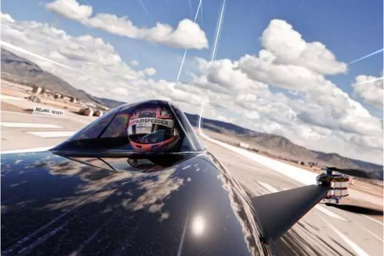This Company Aims to Start Flying Car Races by the End of 2020