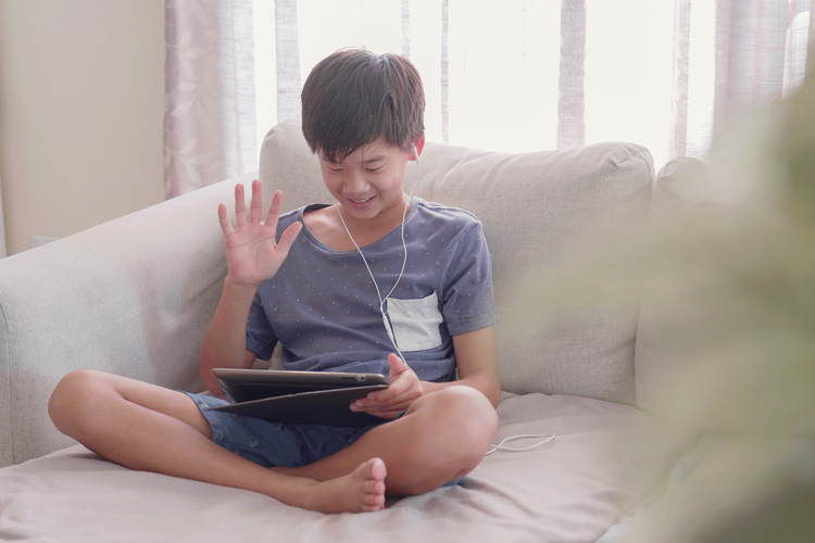 Virtual Babysitting is a Thing Now and Business is Booming