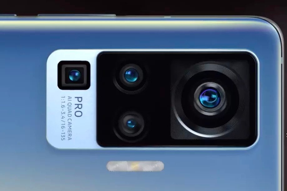 Vivo X50 Pro with gimbal-like stabilization launching on June 1