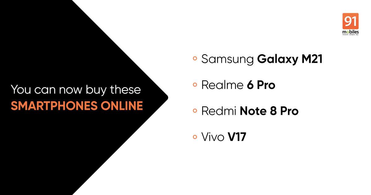 Xiaomi, Realme, Samsung, and Vivo resume smartphone deliveries in India