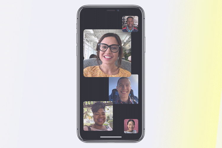 You Can Now Turn off Auto Zooming in Group FaceTime Calls in iOS