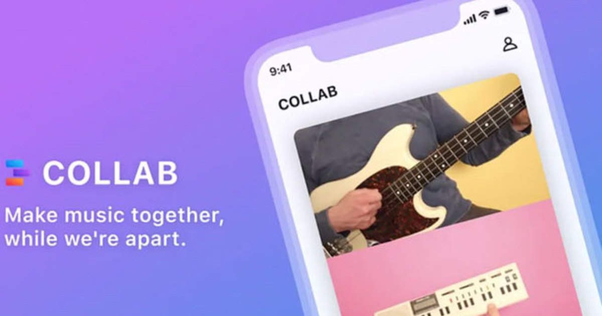 facebook collab: Facebook brought collab app in tiktok's competition, know what is special - facebook will challenge tiktok with its new app collab