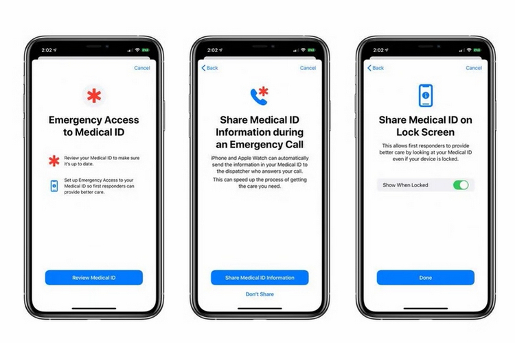 iOS 13.5 Can Automatically Share Medical Info During Emergencies ...