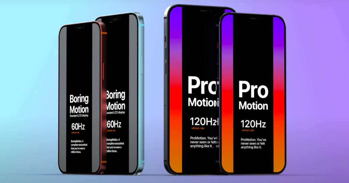 iPhone 12 Pro to reportedly feature 120Hz ProMotion display, 3x telephoto lens, improved Face ID