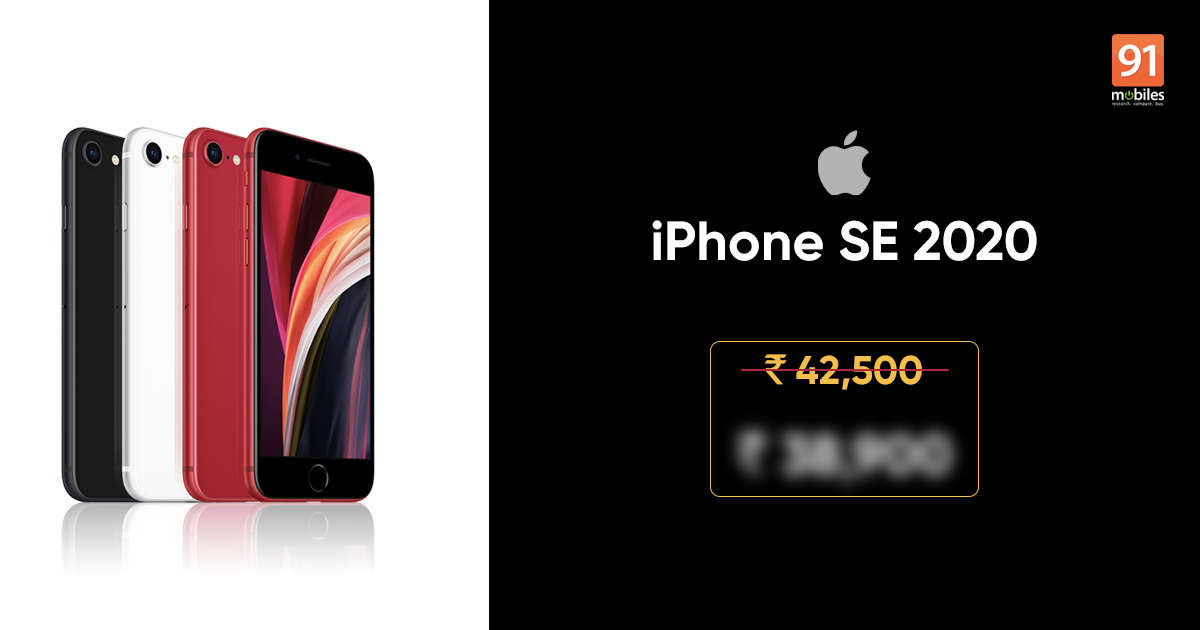 iPhone SE 2020 costs Rs 42,500 but you can get it for less than Rs 39,000. Here's how