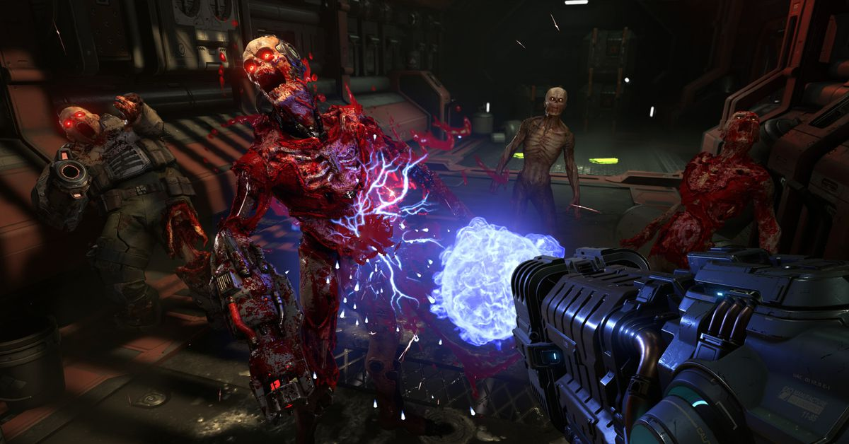 id Software will remove Denuvo anti-cheat from PC version of Doom Eternal