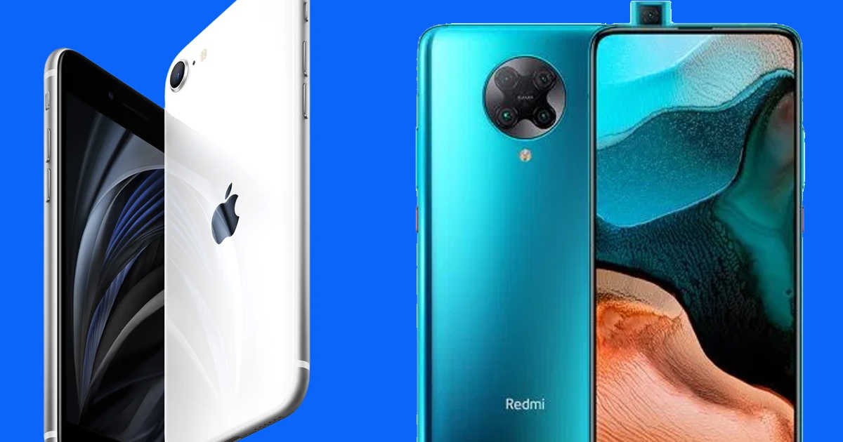 new smartphone launch in india 2020: from new iphone to realme narzo, these powerful smartphones launched in lockdown - poco f2 pro to realme narzo, smartphones launched in india during lockdown