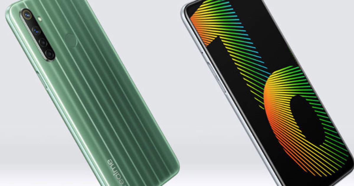 realme narzo 10: Realme narzo 10 burns, sold more than 70 thousand phones in less than 3 minutes - realme narzo 10 sets record by selling more than seventy thousand units in less than three minutes