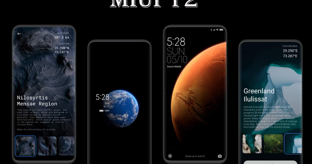 xiaomi miui 12: Xiaomi MIUI 12 launch, features like dark mode-sleep tracking, these phones will get updates - xiaomi miui 12 launched with dark mode and sleep tracking features, list of supported phones