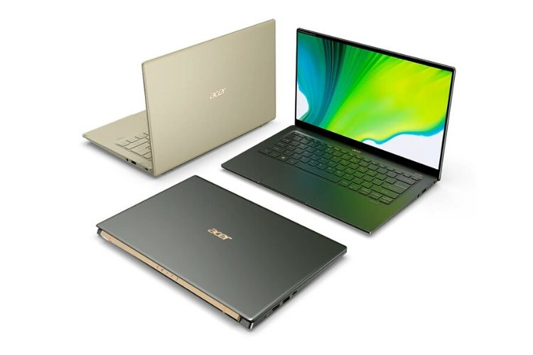 Acer Swift 5 with 11th-Gen Intel CPU, Nvidia MX350 GPU Announced Starting at $999