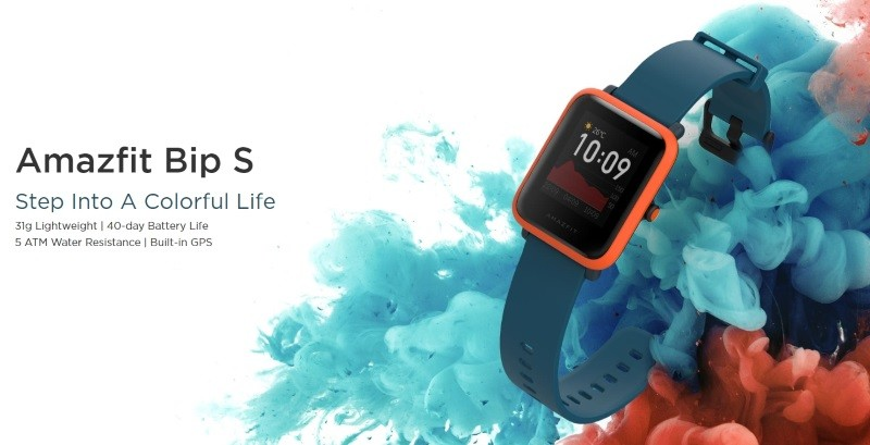 Amazfit Bip S smartwatch with 40-day battery life launched in India