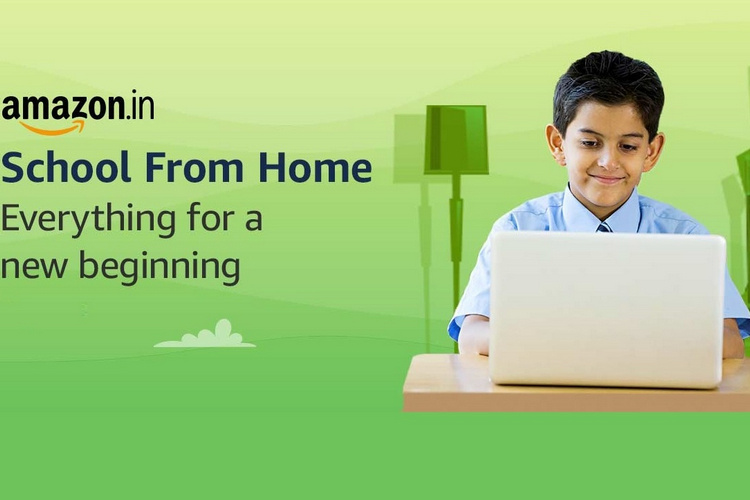 Amazon Launches 'School From Home' Storefront With Curated Offerings for Students