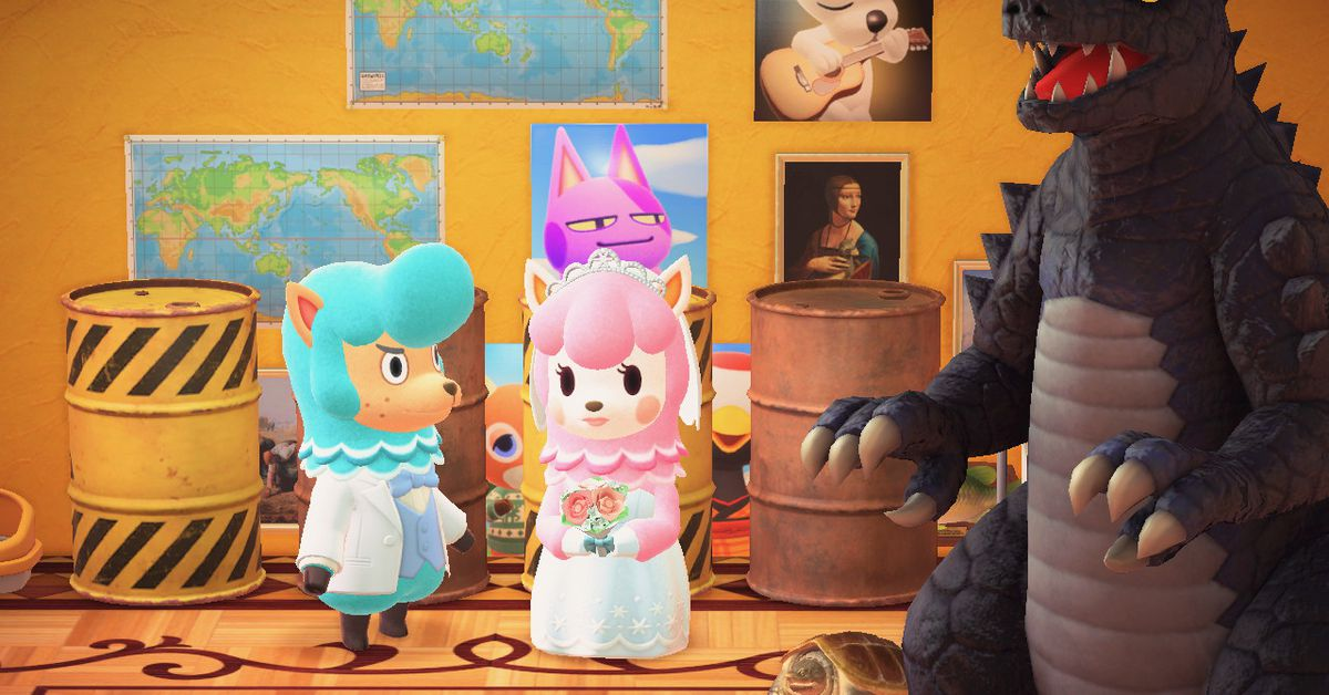 Animal Crossing: New Horizons' wedding season is not going as planned