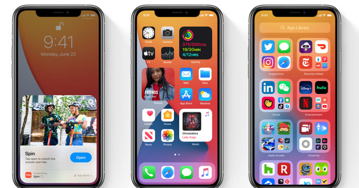 Apple WWDC 2020: Apple brought iOS 14, new home screen to app library, many cool features - apple ios 14 brings new home screen to app library features in iphone