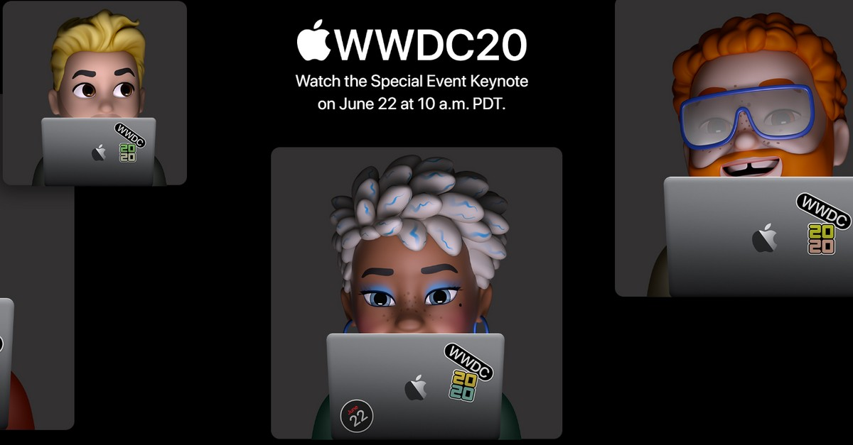 Apple to live stream WWDC 2020 event on YouTube as well