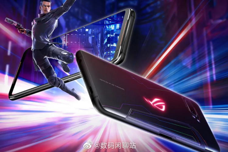 Asus ROG Phone 3 Design Revealed in Hands-on Video Ahead of Launch