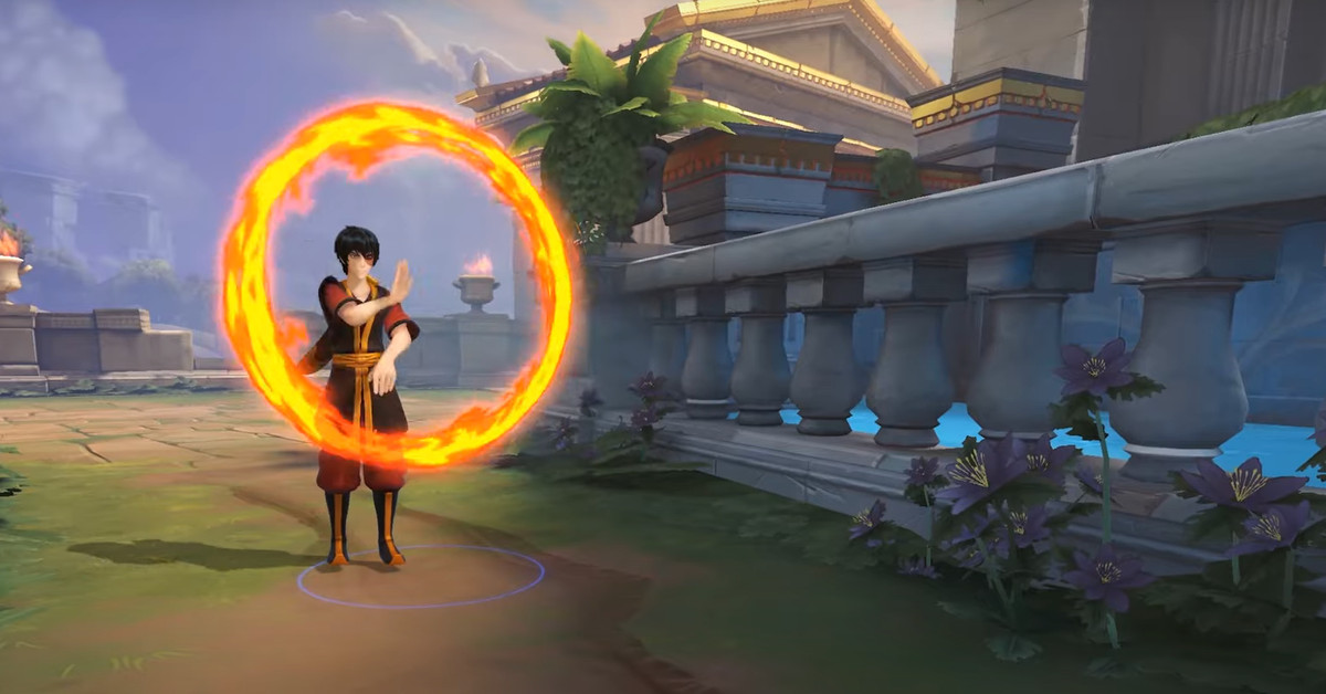 Avatar: The Last Airbender gets another shot at video games in an unlikely place