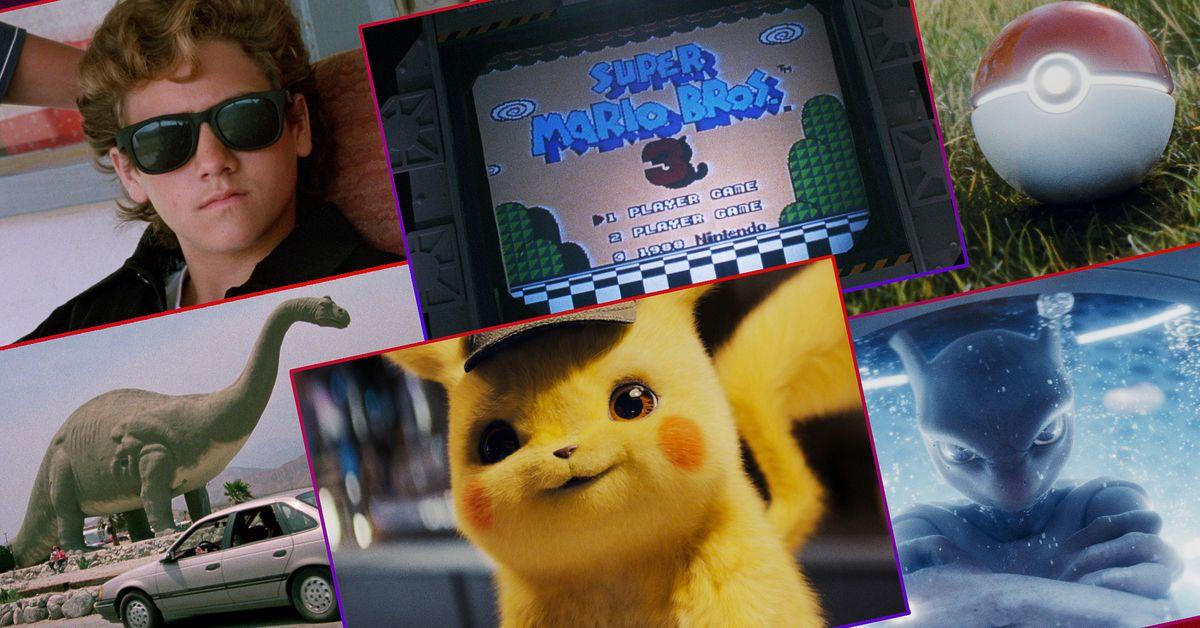 Behind Nintendo's bizarre Mario movie, Donkey Kong TV show, and Pokemon empire