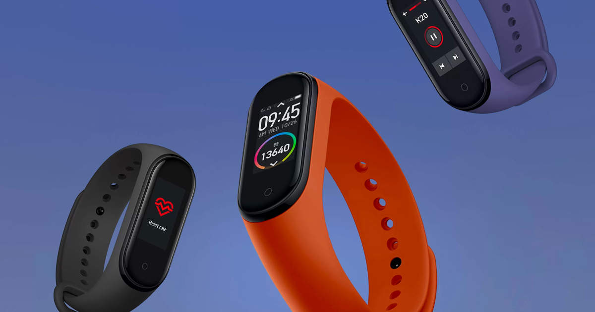 Buy Mi Band 4 now more cheaply, price cuts