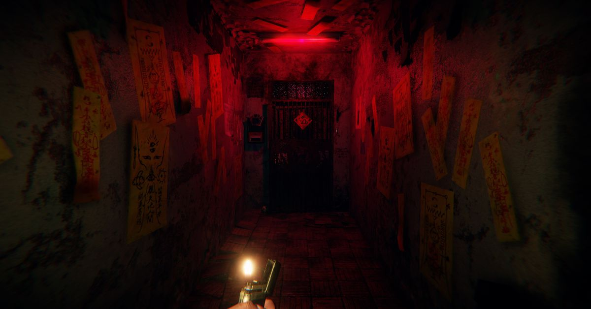 Censored horror game Devotion returns with a physical release