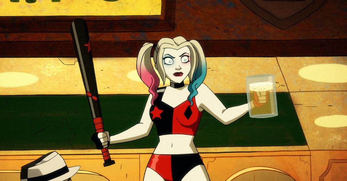 DC's Harley Quinn series kills a lot of characters for a superhero show